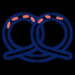 Icon pretzel