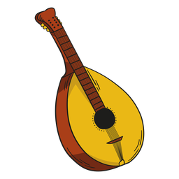 Illustration guitar