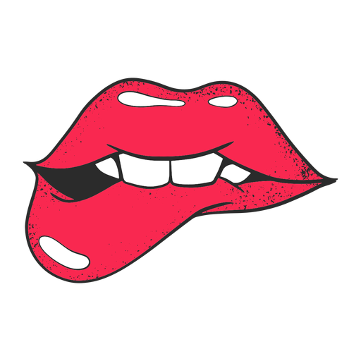 Abbildung lippen