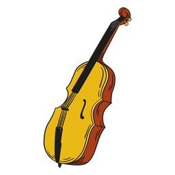 Illustration violin