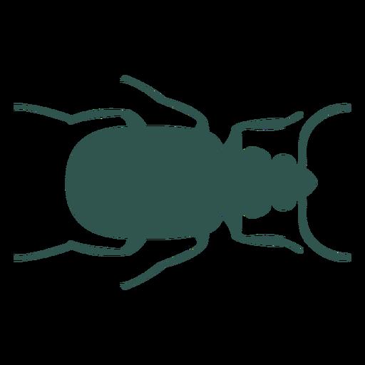 Insecto silueta error Transparent PNG