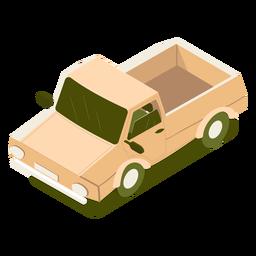Carro de transporte isométrico