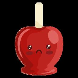 Kawaii Apfel