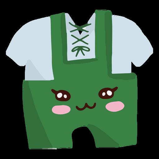 Kawaii character oktoberfest costume