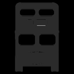 London bleck Bus