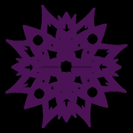 Símbolos de mandala indio