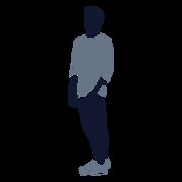 Camisola do homem da forma dos homens