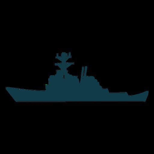 Los barcos de la marina de guerra silueta barco verde Transparent PNG