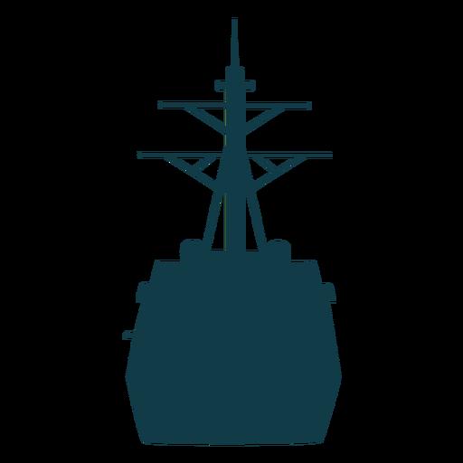 Buques de la marina silueta buque Transparent PNG