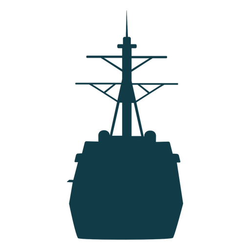 Navy ships silhouette ship Transparent PNG