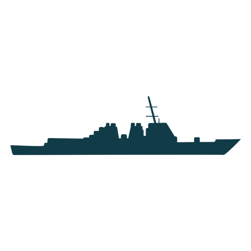 Navy ships silhouette vessel Transparent PNG