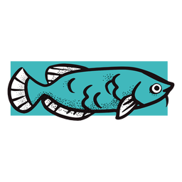 Imagen de peces de mar