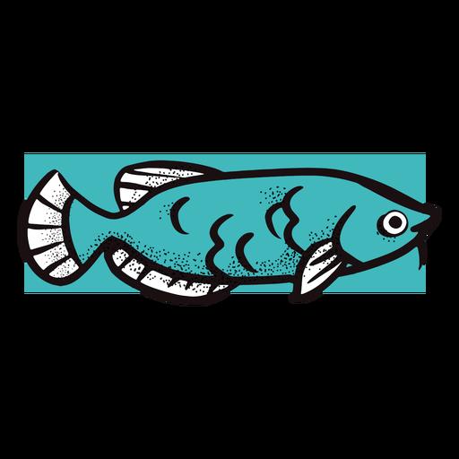 Ocean fish image Transparent PNG