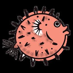 Ocean round fish
