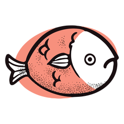 Ocean sea fish