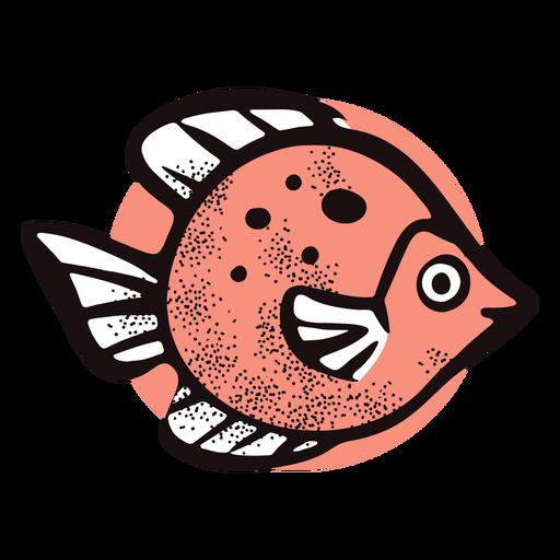 Ocean wild fish Transparent PNG