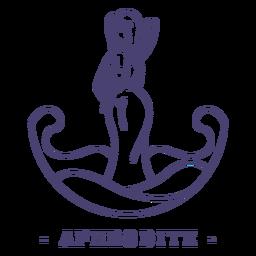 Schlaganfall griechischer Gott Aphrodite