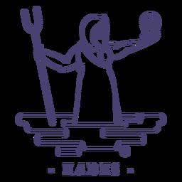 Schlaganfall griechischer Gott hades