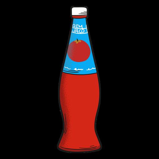 Tomato juice bottle Transparent PNG