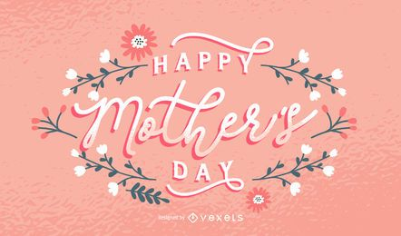 Feliz dia das mães letras