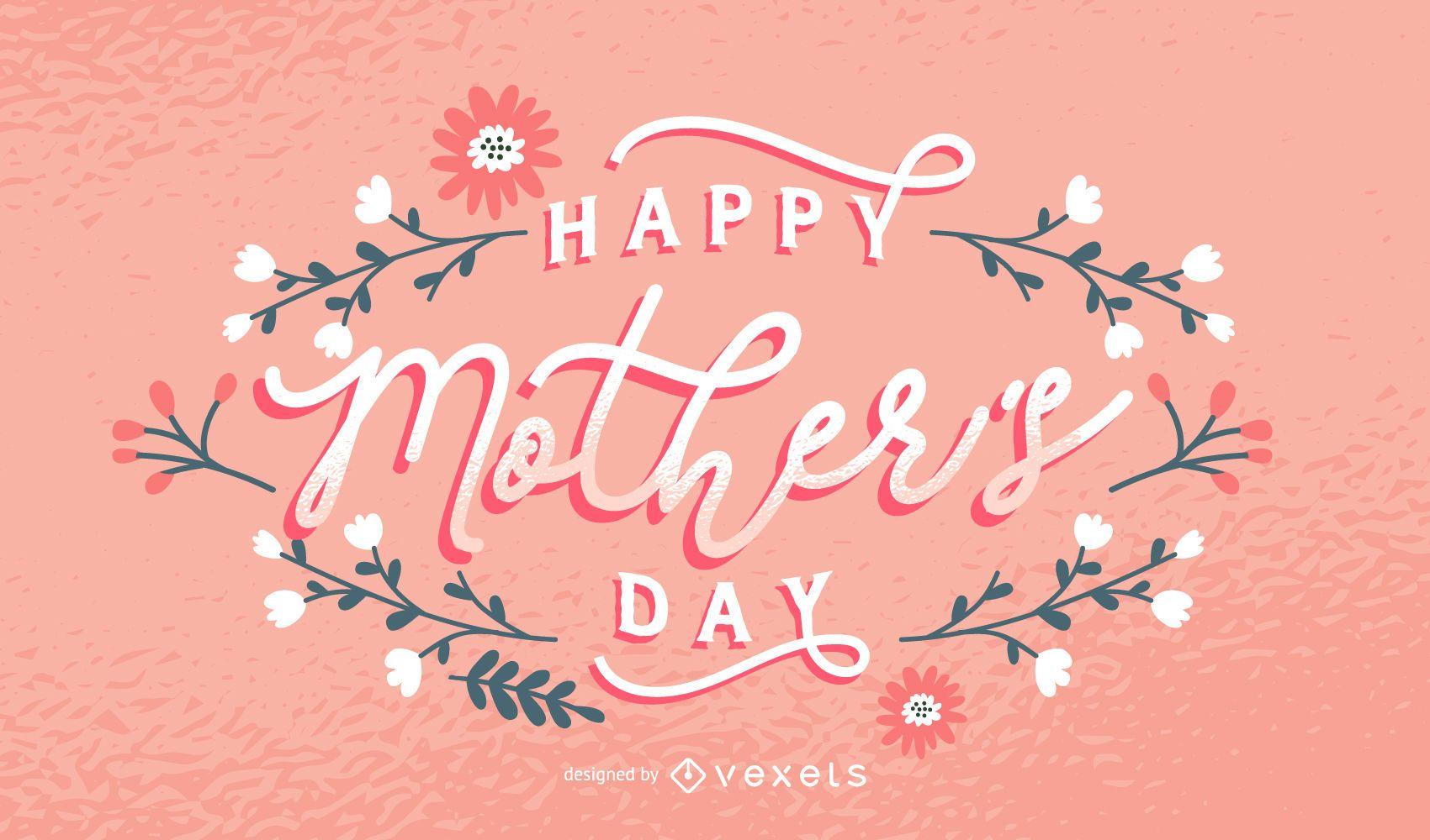 Letras del día de la madre feliz