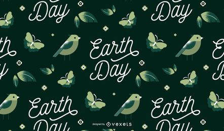 Earth Day Musterdesign