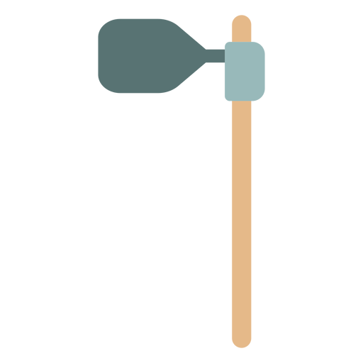 Ícone de machado largo