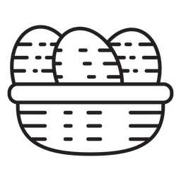 Farm eggs icon
