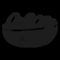 Farm eggs basket
