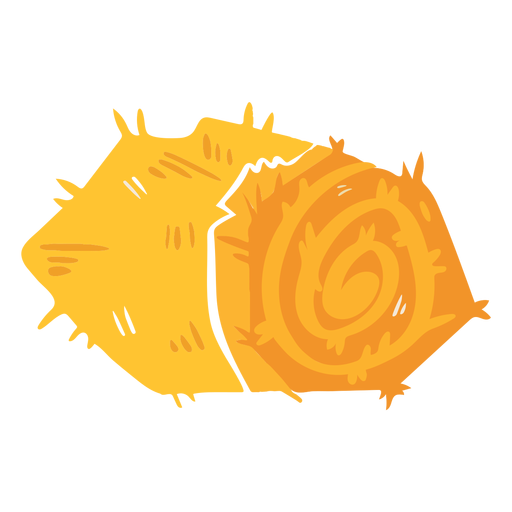 Fazenda único pacote de feno ícone Transparent PNG