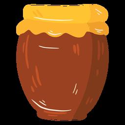 Bauernhof Honigtopf Ikone
