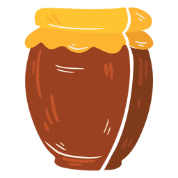 Farm honey pot icon