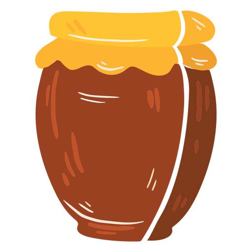 Farm honey pot icon Transparent PNG