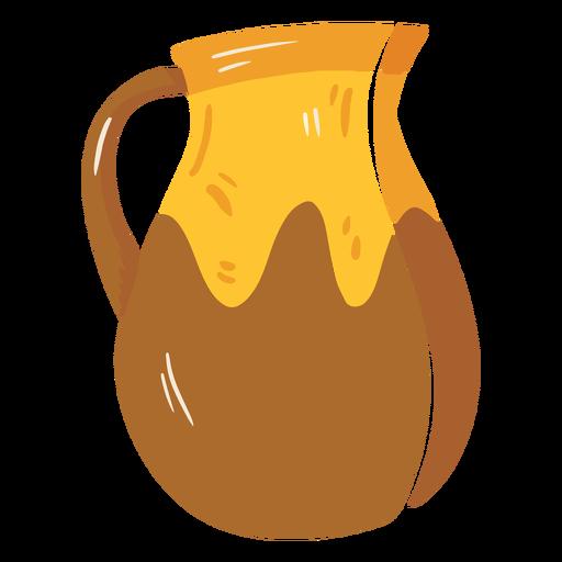 Farm jug pot icon Transparent PNG