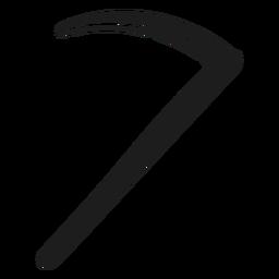 Farm scythe