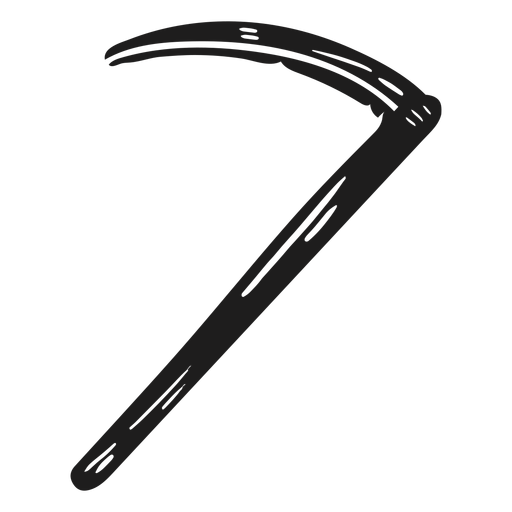 Farm scythe Transparent PNG