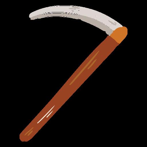 Icono de guadaña de granja