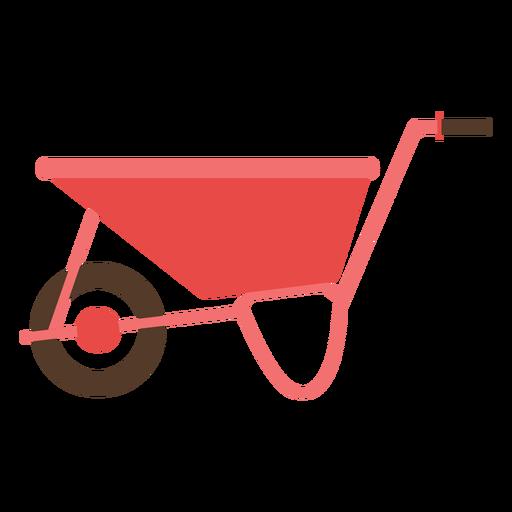 Farm wheelbarrow icon Transparent PNG