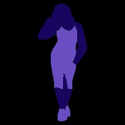 Chica de moda bodycon