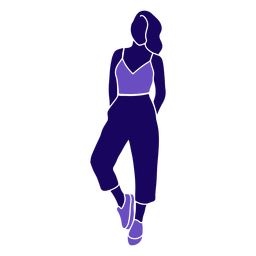 Fashion girl cami top