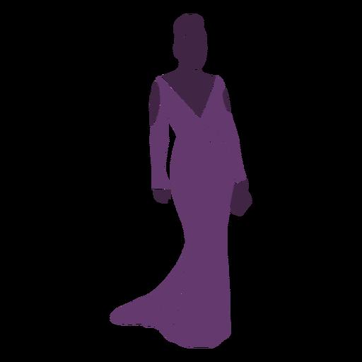 Modelo de moda posando Transparent PNG