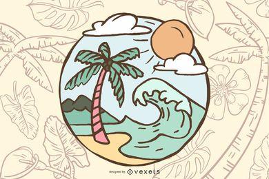 Playa hawai