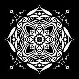 Curso complexo de mandala indiana