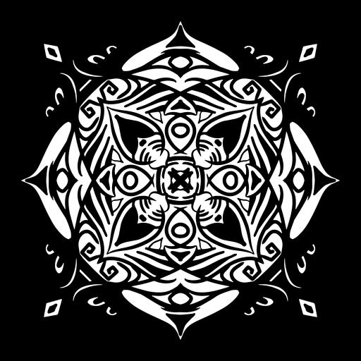 Curso complexo de mandala indiana Transparent PNG