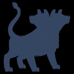 Monstruo cerberus griego