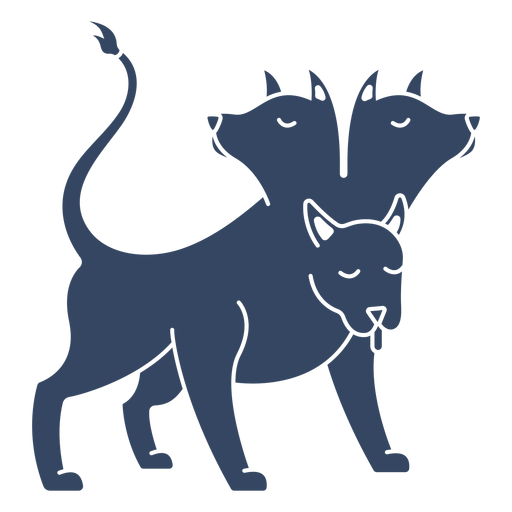 Monster cerberus griechisch Transparent PNG