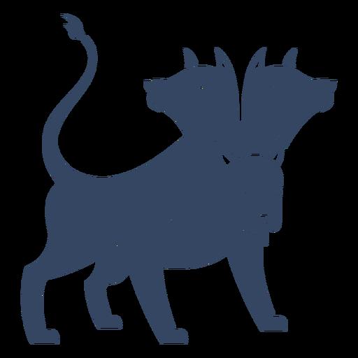 Monstruo cerberus griego Transparent PNG