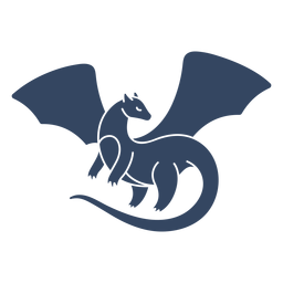 Dinosaurio volador monstruo