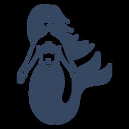 Golpe de sirena monstruo