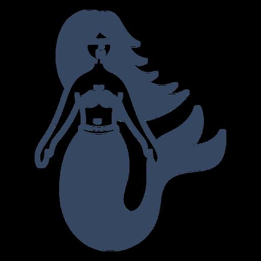 Golpe de sirena monstruo Transparent PNG